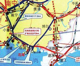 广西境内高铁线路图_新站台投入使用柳州进入高铁时代_柳州热点资