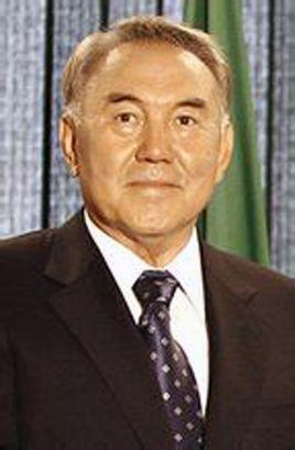 哈萨克斯坦总统