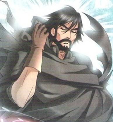 小说人物头像_唐昊为唐家三少小说《斗罗大陆》中的人物,主人公唐三的父亲.