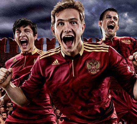 俄罗斯国家男子足球队图片