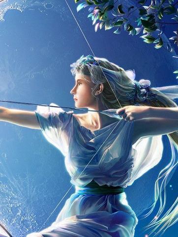 月桂女神达芙妮是希腊神话传说中的一位非常貌美的