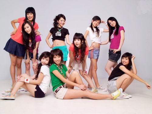 girl台湾女子演唱组合