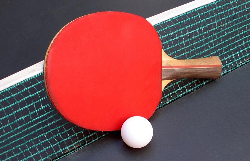 乒乓球_乒乓球拍的历史