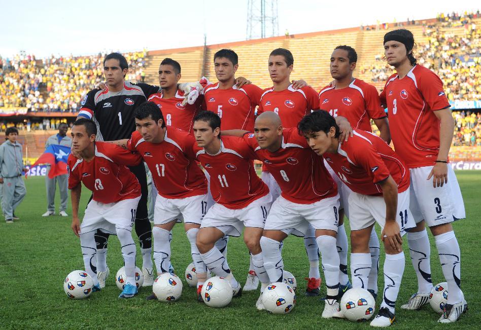 巴西国家男子足球队_智利国家男子足球队 - 搜狗百科