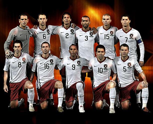 中国足球队vs马里队_葡萄牙国家足球队