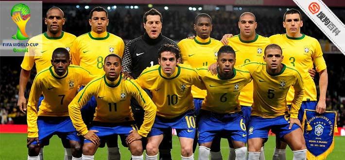 巴西足球队大名单图片