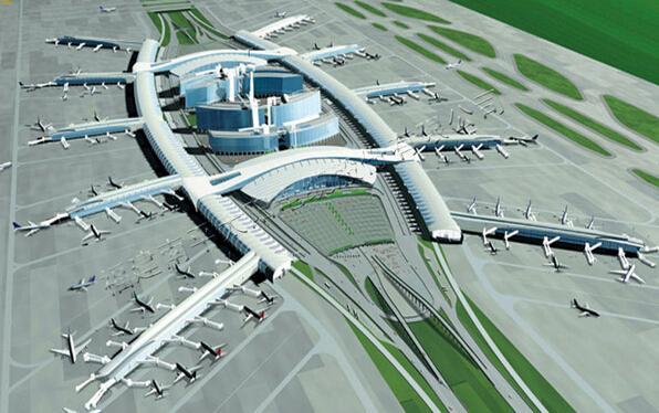 国际机场(能够接收其它国家的航班着陆和起飞