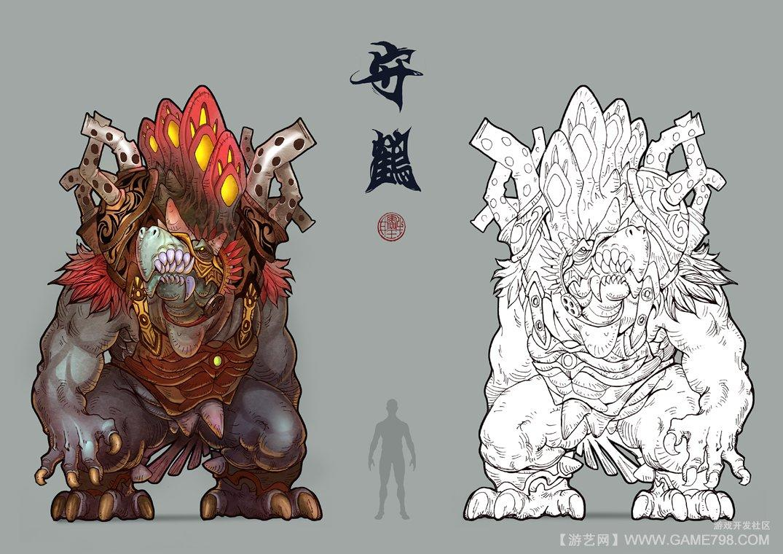 rensoujiaopei_守鹤(日本古代神话人物)