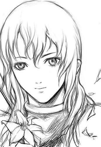 芙罗拉(日本动漫《大剑》人物)