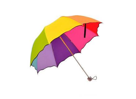 最古老的折叠雨伞可能是在中国逐渐成形的油纸伞