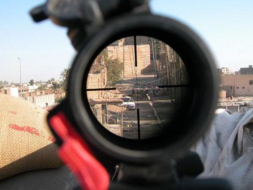 瞄准镜 - 搜狗百科