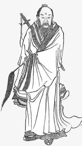 古代传说中的神仙