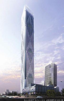 建筑论+�yf_gb50352—2005规定:建筑高度超过100m时,不论住宅及公共建筑均为