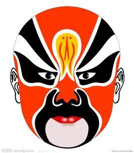 中国京剧脸谱艺术是广大戏曲爱好者的非常喜爱的艺术门类,在国内外图片