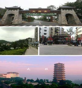 武胜县隶属于四川省广安市,总面积966平方