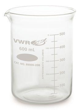 装水烧杯矢量图