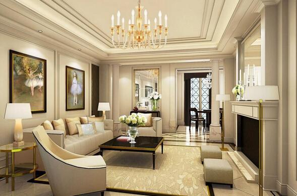 新古典风格是指经过改良的古典主义风格