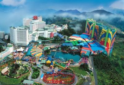 马来西亚云顶山庄
