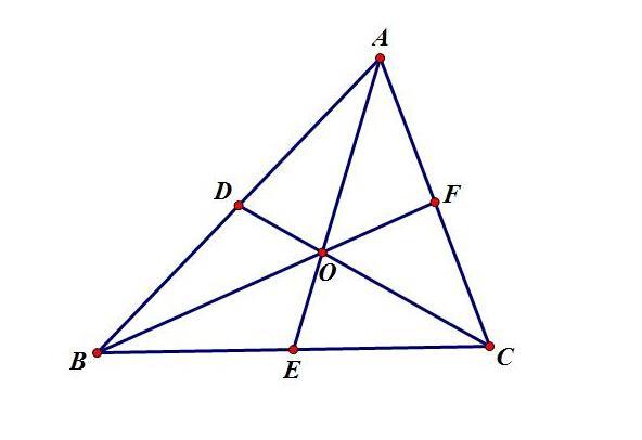 简单三角形拼图图案