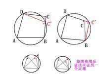 四边形判定定理