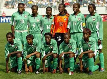 尼日利亚女子足球队