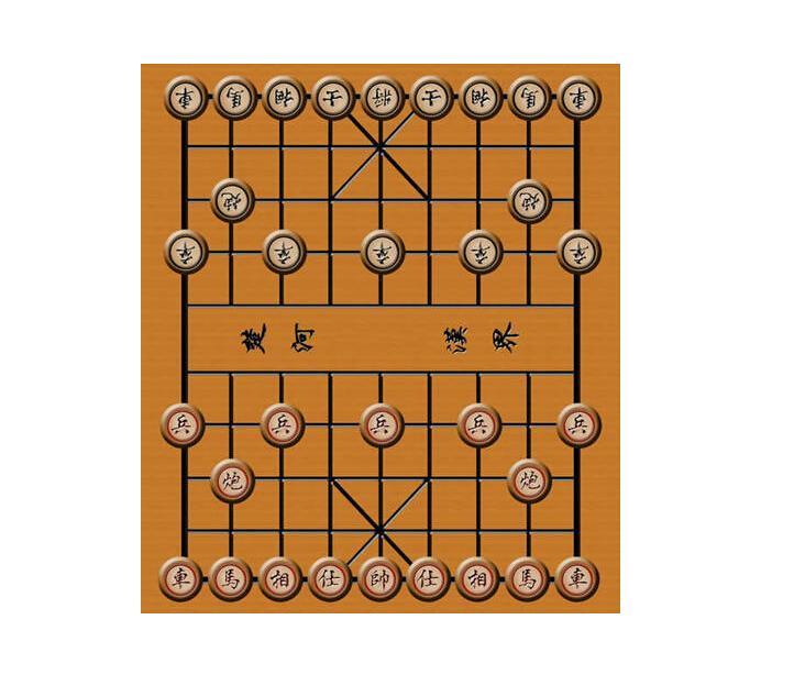 象棋技巧有开局技巧,布局技巧图片