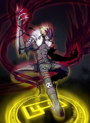 堕天地狱兽x