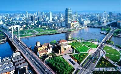 7平方千米,是宁波市中心城区(海曙区,江东区,江北区)中面积最大的区域