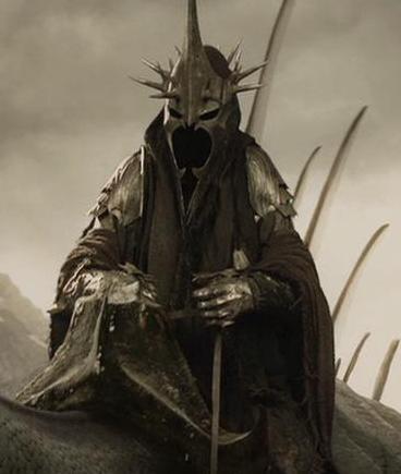 安格玛巫王