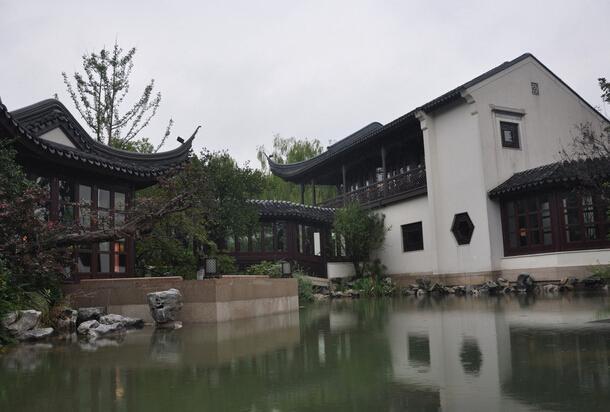 中国古代园林,除皇家园林外