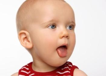 儿童绊舌图片