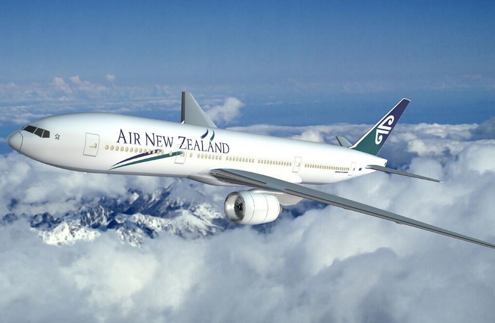 第一条航线是从新西兰至澳大利亚的水上飞机航线