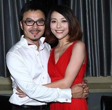 汪涵与妻子杨乐乐