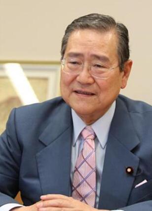 野田毅 日本自民党众议员 搜狗百科图片