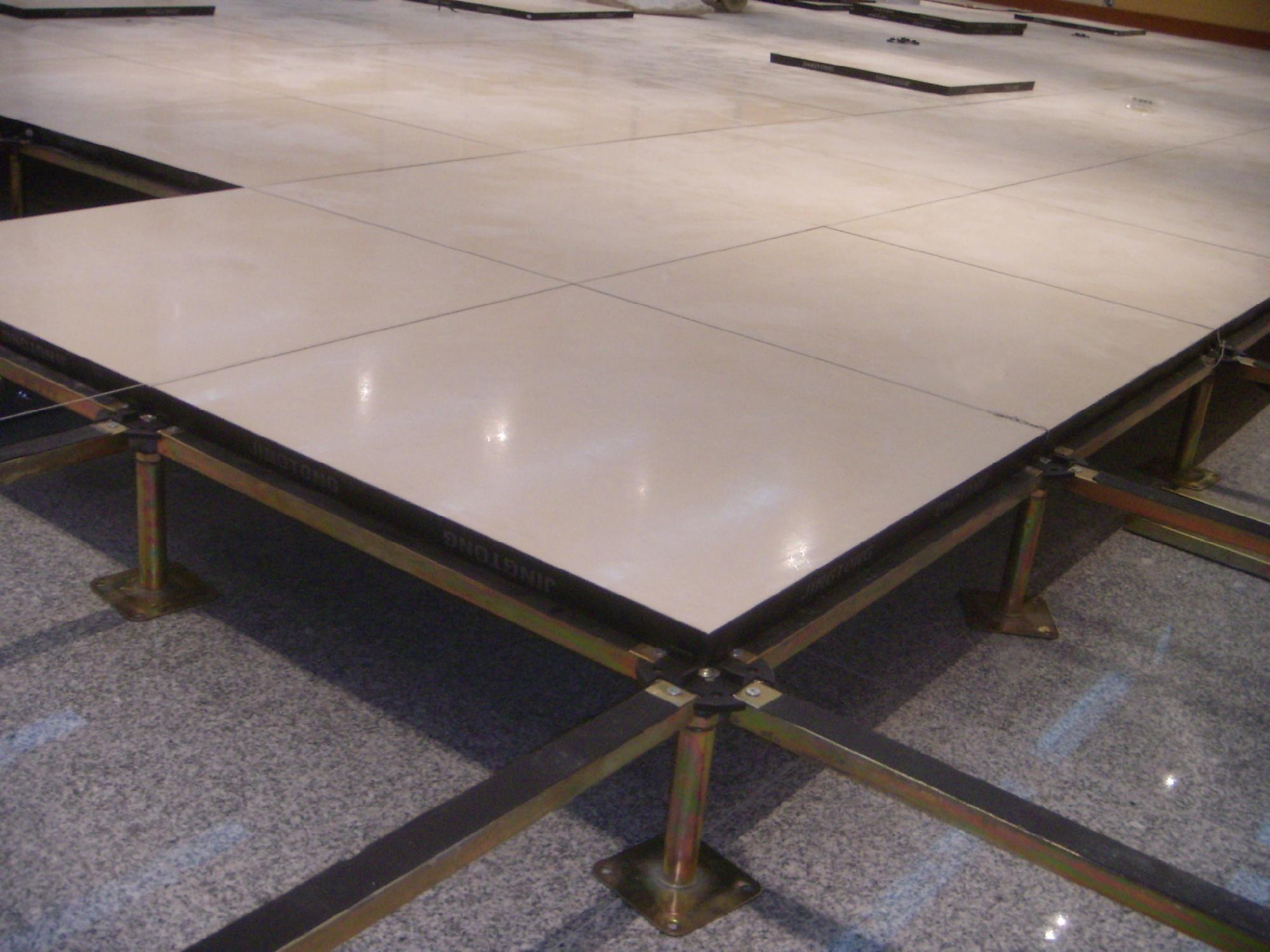 陶瓷防静电地板图片