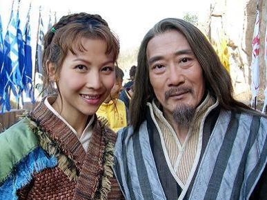 电视剧《神鬼八阵图》合作演员:蔡少芬电视剧《神鬼八阵图》合作演