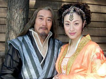 电视剧《神鬼八阵图》合作演员:陈法蓉电影《雷横与朱仝》合作演员