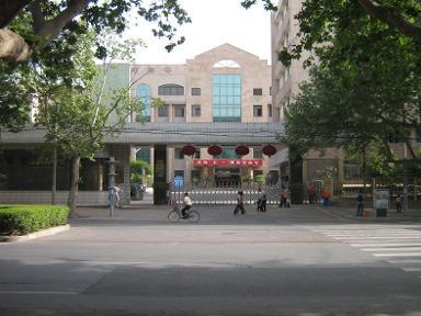 河北工业大学北辰校区一日游