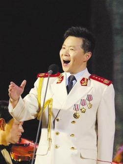 人民解放军总政歌舞团歌唱家