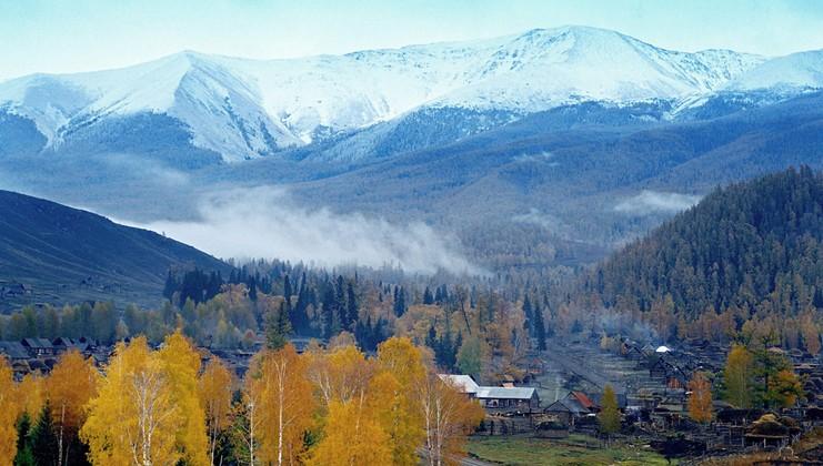 哈萨克斯坦风景二图片