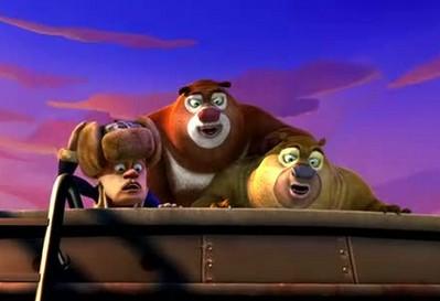 熊出没之过年 动画截图
