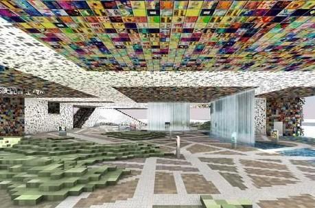 中国2010年上海世博会韩国国家馆图片