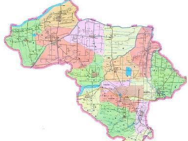邹平县面积多少人口_邹平县地图