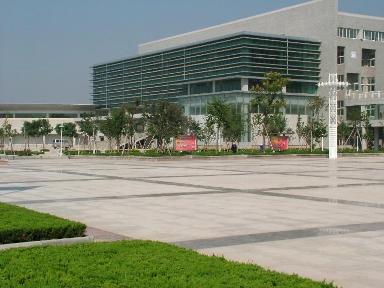 山东农业大学南校区图片