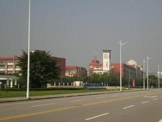 中国科学技术大学校园——高分实验室