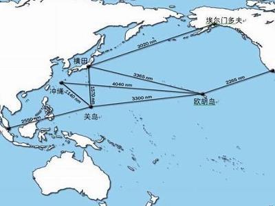 关岛是太平洋马里亚纳群岛南端的岛屿,在北纬13°26′,东经144