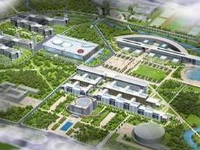潍坊医学院新校区有哪些功能区