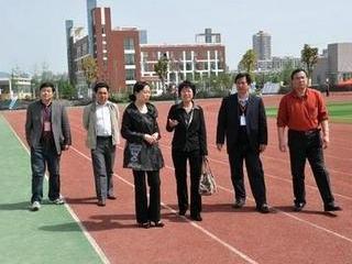 淮北市实验高级中学校领导图片