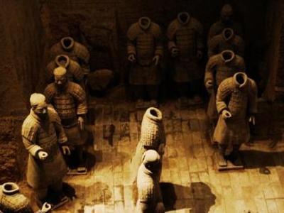 秦始皇陵墓之谜