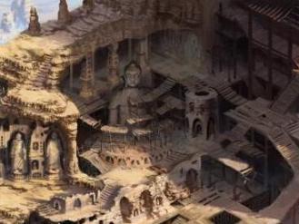 《史记》,《汉书》中也有类似的文字.然而,陵墓中究竟有没有水